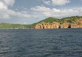 Virgin Islands Sailboat Charter information - Island guide